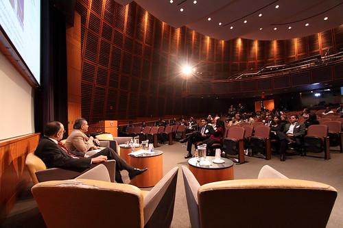 Joseph B. Martin Conference Room Q&A session