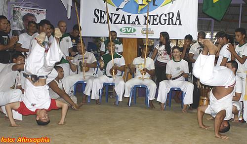 Capoeira Senzala Negra 46 por você.
