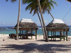 Samoan Beach Fale - Samoa