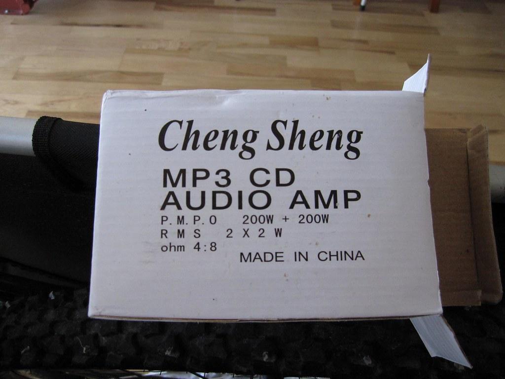 Cheng Sheng Amp