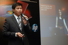 Philip Lau, General manager, Asia Emerging Countries, Personal Systems Group, HP.