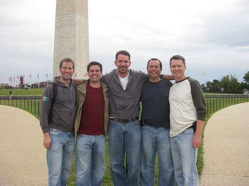 Group Shot @ Washington Monument