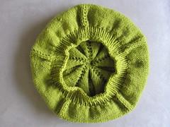crumpet hat