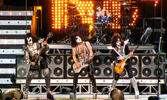 KISS Concert in Montreal - Kiss Alive 35 Tour