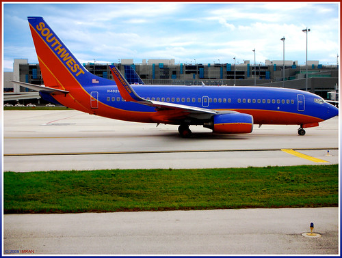 Southwest Colors Fly Blue Skies - IMRAN™