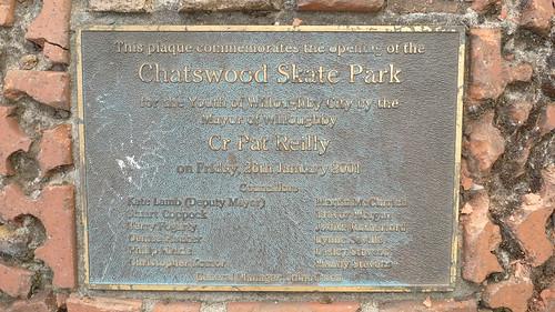 Chatswood Skatepark