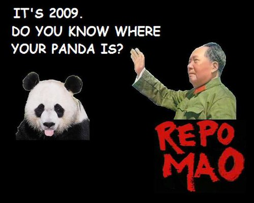 Creditor Repossesses DC Panda