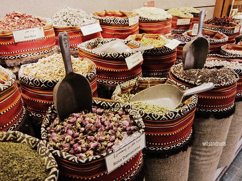 The Souk, Abu Dhabi Central Market | witsandnuts