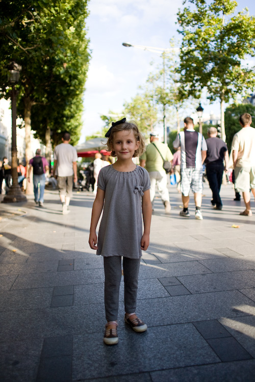 Little Parisienne - Paris