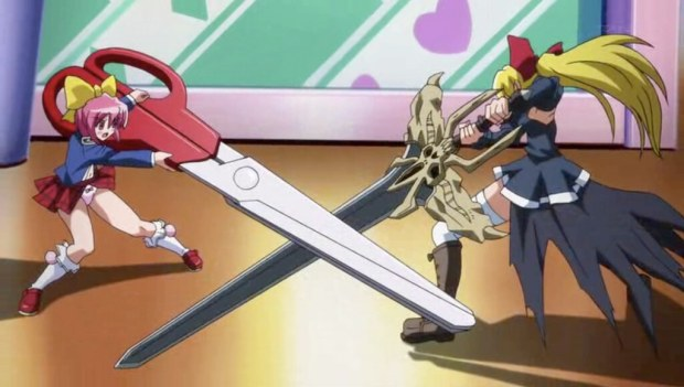 Image result for anime scissors