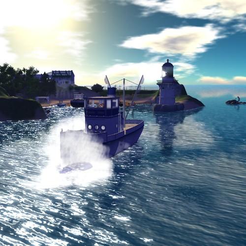 Sea Spray _ Blake Sea - Jones Locker (222, 26, 27)