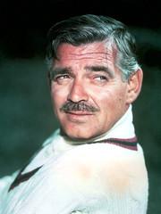 Clark Gable, 1956