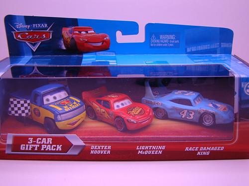 CARS Lenticular 3 pack