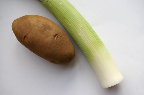 Leek and Potato