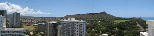 Honolulu Panoramic