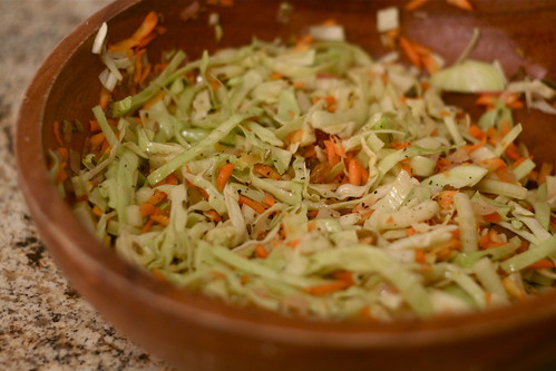 Carrot & Fennel Slaw