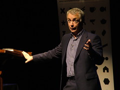 Eoin Colfer at Manchester Literature Festival