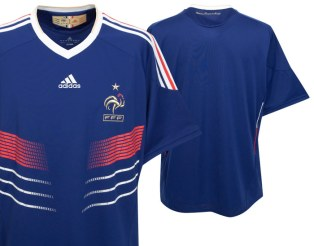 France adidas World Cup 2010 Kit