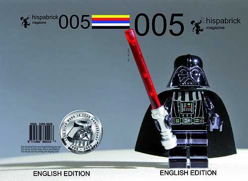 LEGO Hispabrick Magazine 005 cover