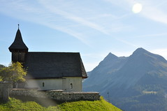 Arosa church