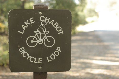 Lake Chabot Bicycle Loop