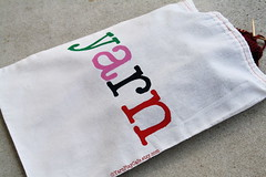 Yarn Project Bag