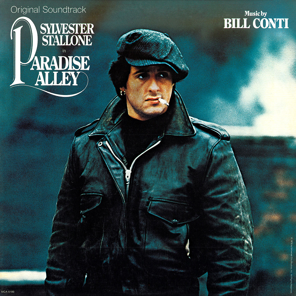 Bill Conti - Paradise Alley
