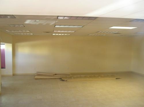 Renovation of Store corner of RCCR & Warder