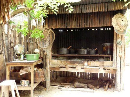 Fire Hearth, San Pedro, Belize