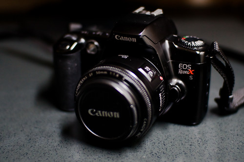 "My ""new"" film camera"