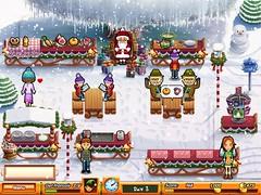 Delicious - Emily's Holiday Season game screenshot