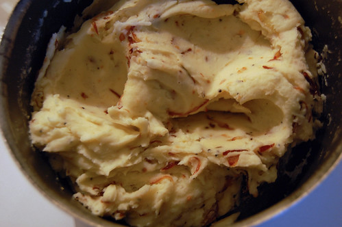 Spiced Mashed Potatoes