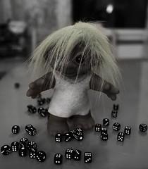 Troll-baby krossar Bubblesort! (Fotosöndag: osorterad)