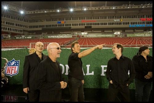 Bruce Springsteen - Diario de la Super Bowl 04