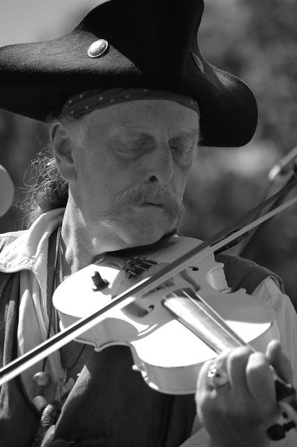 Pirate Fiddler