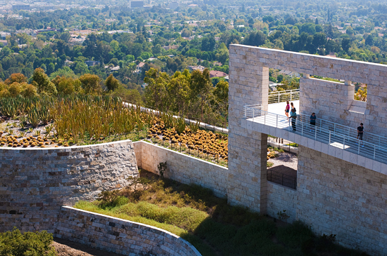 3986628266_27a3dc5946_o J. Paul Getty Museum  -  Los Angeles California Los Angeles  Los Angeles cool LA Garden Art
