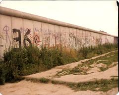 Irgendwo an der Mauer