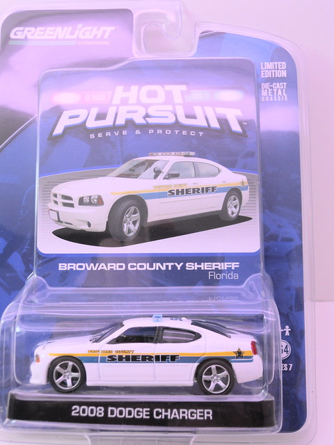 greenlight hot pursuit 2008 dodge charger broward county sheriff florida (1)