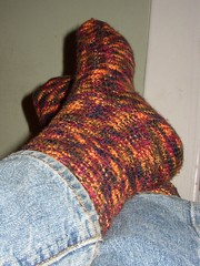 happy feet socks 2
