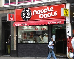 Noodle Oodle, Oxford Street, London W1