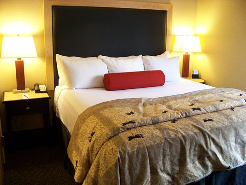 Cambria Suites King Bed