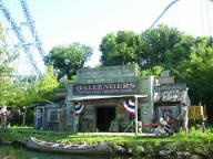 Cedar Point - Paddlewheel Excursions Town of Seville
