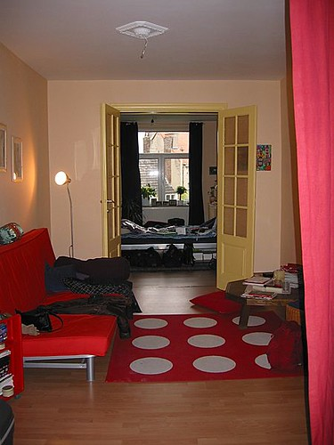 Living room 2003