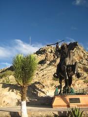 poncho villa, la bufa, Zacatecas