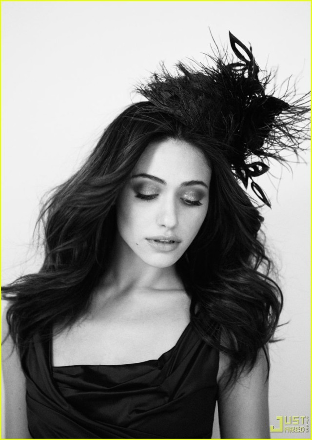 Emmy Rossum Covers 2 Magazine 5