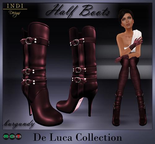 De-Luca-half-boots-burgundy