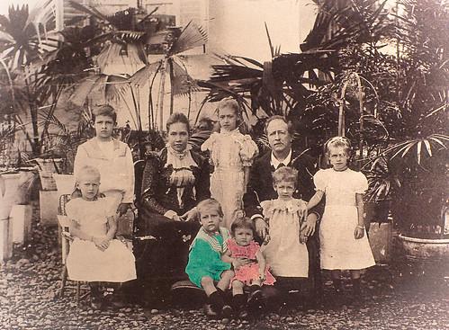 Bogor, Java Indonesia 1899