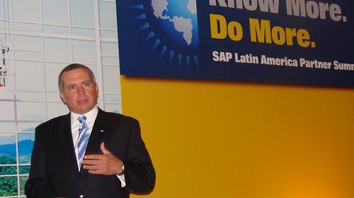 SAP Partner Summit, 5  al 8 de agosto, Río de Janeiro