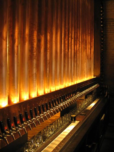 Birch and Barley - Beer Organ