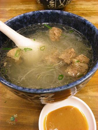 清燉牛肉冬粉